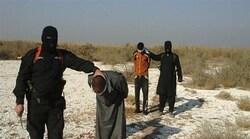 عناصر من داعش ينحرون شرطيا بعد اختطافه في بلدة قرب بغداد