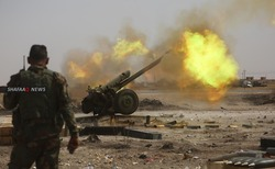 "Military operation launched towards the ""Emirate of Evil"" in Iraq"