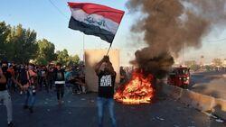مقرب من الصدر يدعو عبد المهدي لحماية عناصر امنية لديها تسجيلات صوتية بضرب المتظاهرين