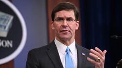 """""""إسبر"""" يعلن إجراءات احترازية لحماية القواعد العسكرية الامريكية"""