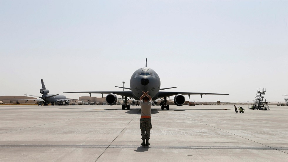الحرس الثوري يعلن اسقاط طائرة تجسس امريكية .. و واشنطن تنفي