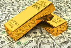 اسعار الذهب تقفز لاعلى مستوى منذ سبعة اعوام