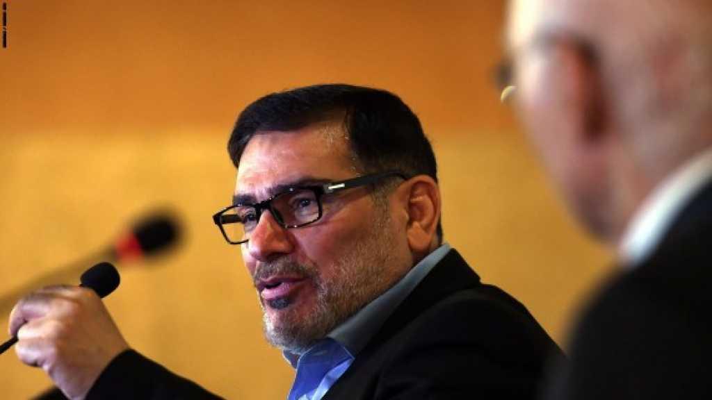 شمخاني يلتقي الكاظمي ويبلغه: إيران ترغب بتشكيل حكومة عراقية فاعلة