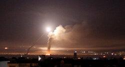 """سوريا تعلن التصدي لـ""""صواريخ معادية"""""""