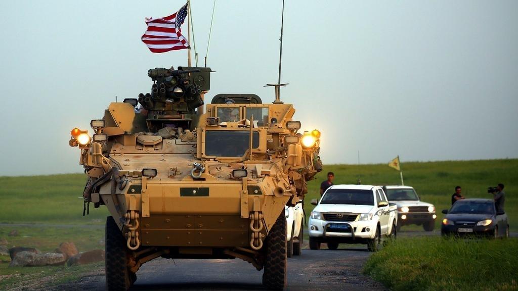 ترامب يبقي على 200 جندي امريكي في سوريا