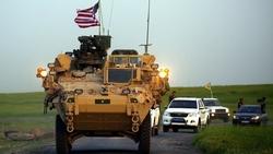 ترهمپ تهنيا 200 سهرباز ئهمريكى هيلێدهو له سوريا