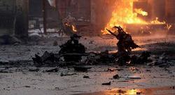 انفجار سيارة مفخخة على الحدود السورية التركية