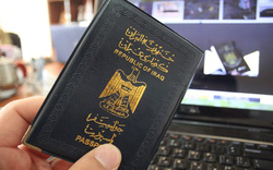 Iraq at the bottom on passports classification in the world