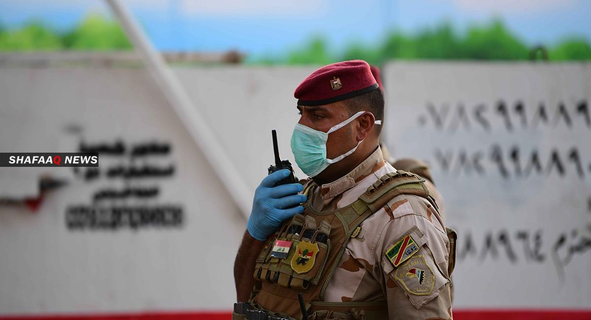 ثاني محافظة عراقية تغلق حدودها والصحة تحذر