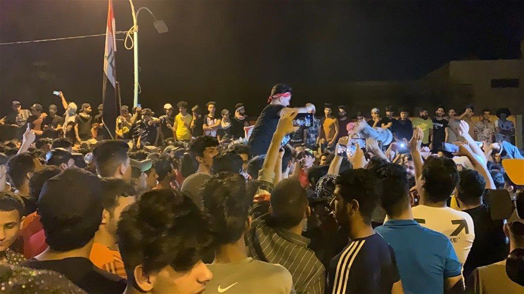 """أنصار """"ثأر الله"""" يهددون باقتحام مقرهم  وطرد أفراد الامن في البصرة"""