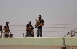 القوات الامنية تفرض اجراءات مشددة حول مقر الاتحاد الوطني في كركوك