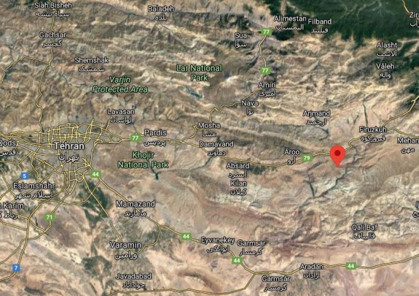 حالة التأهب قرب طهران وسط توقعات بحدوث زلزال كبير