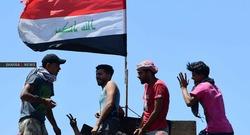 إصابة متظاهرين برصاص حي خلال اشعال النار بمبنى حكومي في النجف