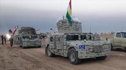 الكاظمي يعتزم إشراك البيشمركة بعمليات عسكرية .. ياور: نحن مستعدون