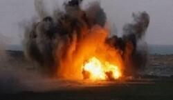 سقوط اربعة ضحايا بتفجير في متنازع عليها