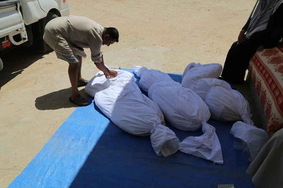 محافظ بابل يصدر توضيحاً بشأن الجثث المجهولة