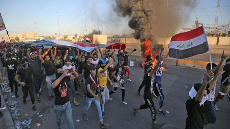 Dhi Qar University suspended after bloody clashes