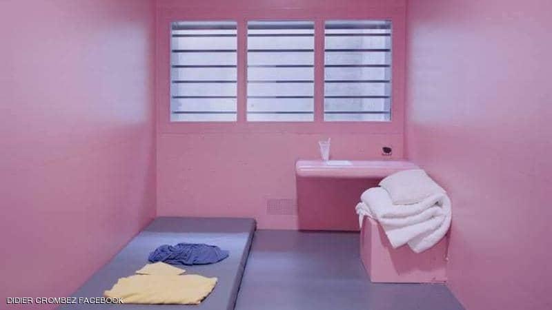 لماذا اختارت سويسرا اللون الوردي لطلاء السجون؟
