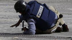 """بالأرقام.. تقرير يكشف عن وضع """"خطير"""" للصحفيين في العراق وسوريا"""