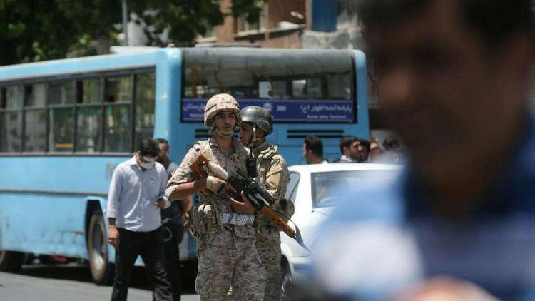 انفجار يهز العاصمة الإيرانية طهران