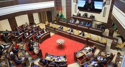 برلمان كوردستان يعقد جلسته بحضور الإتحاد الوطني وخمسة وزراء