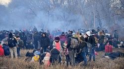 اجتماع أوروبي طارئ بعد احتشاد المهاجرين