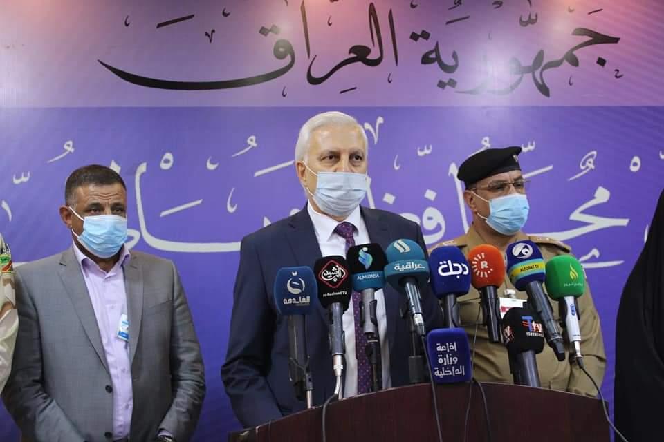 منظمة بدر توضح حقيقة اشتباك مقاتليها مع الجيش