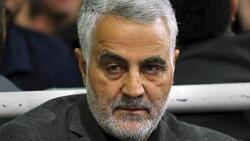 Report: Qasim Soleimani fails to end protests in Iraq despite his orders to suppress them