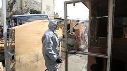 تسجيل 7 اصابات جديدة بكورونا في محافظتين عراقيتين