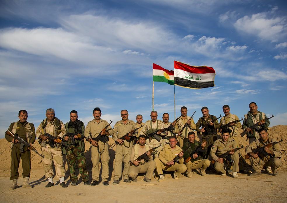 """مسؤول يكشف حقيقة وقوع """"صِدام"""" بين الجيش العراقي ومكافحة ارهاب السليمانية"""