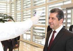 مسرور بارزاني يتبرع براتبه ومستحقاته المالية لدعم جهود مكافحة كورونا