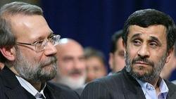 بعد لاريجاني .. احمدي نجاة يلغي زيارة له الى تركيا
