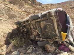 صور.. مصرع واصابة 17 سائحا بحادث مروع قرب السليمانية