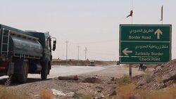 العراق يعيد غلق معبر مع ايران بسبب كورونا