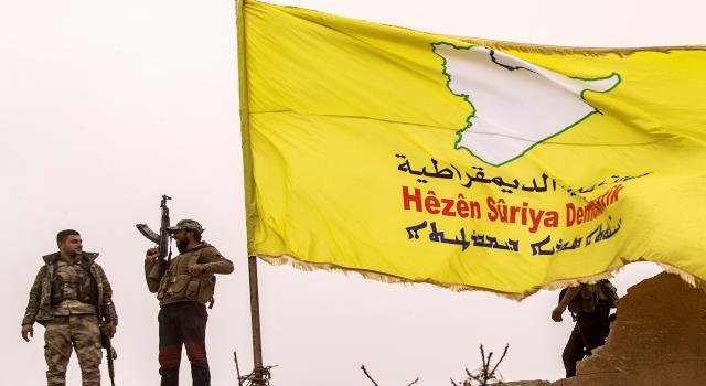 """مع انطلاق العملية التركية.. """"قسد"""" تدعو امريكا لإنشاء """"منطقة حظر طيران"""""""