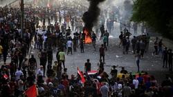 عدد قتلى احتجاجات العراق يقفز والاضطرابات تمتد لمدينة الصدر
