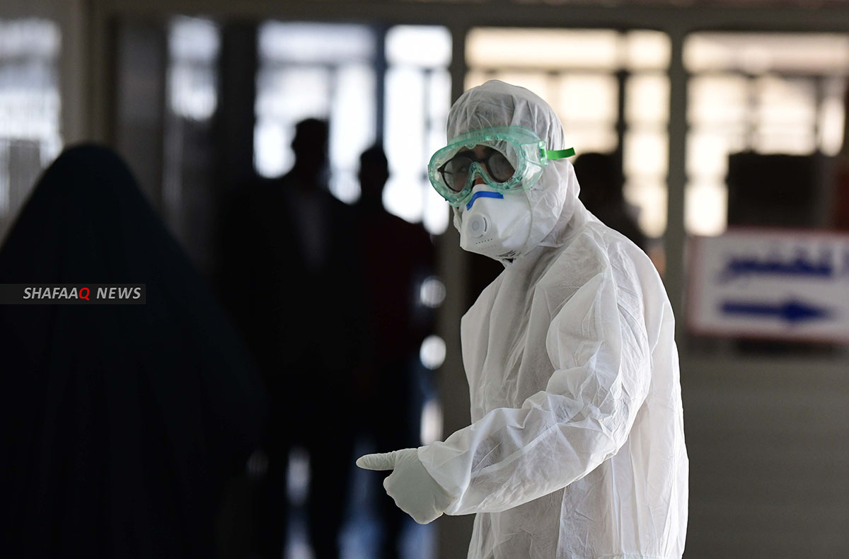 One death and one Covid-19 infection recorded in Iraq