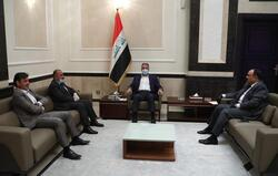 Allawi's coalition visits Al-Kadhimi..after family rivalry