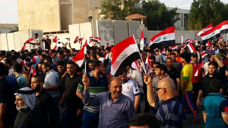 عشائر عراقية تلبي نداء السيستاني وتحشد للتظاهرات لتغيير النظام في البلاد