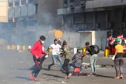 الداخلية العراقية: وضع ببغداد وبقية المحافظات هادئ لكن مجموعة اصابت 55 ضابطا ومنتسبا