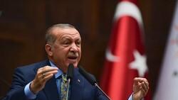 اردوغان غاضب من اتفاق بين قوة كوردية والامم المتحدة: انه فضيحة