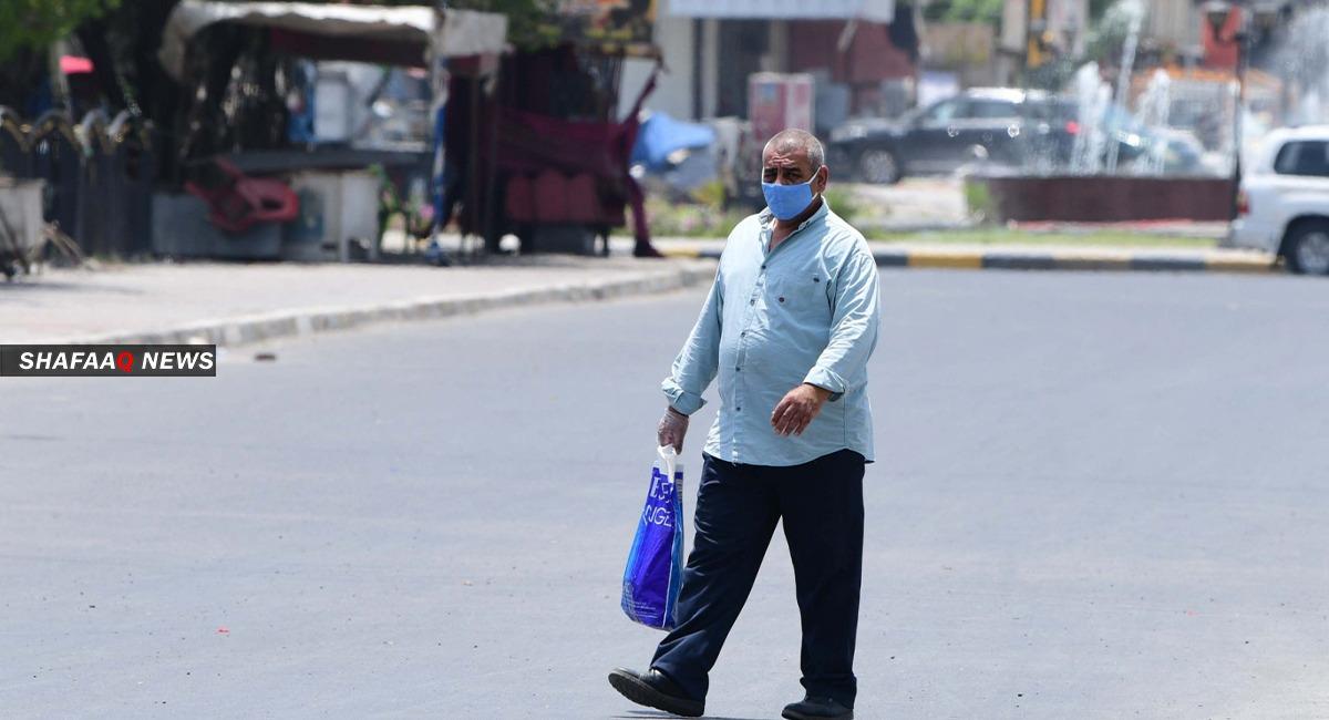 العراق .. أكثر من 6000 إصابة جديدة بكورونا و37 حالة وفاة خلال 24 ساعة