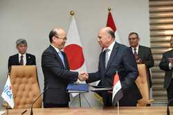 قرض ياباني للعراق بمليار دولار