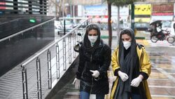 ايران تعلن حالة الوفاة 124 بفيروس كورونا
