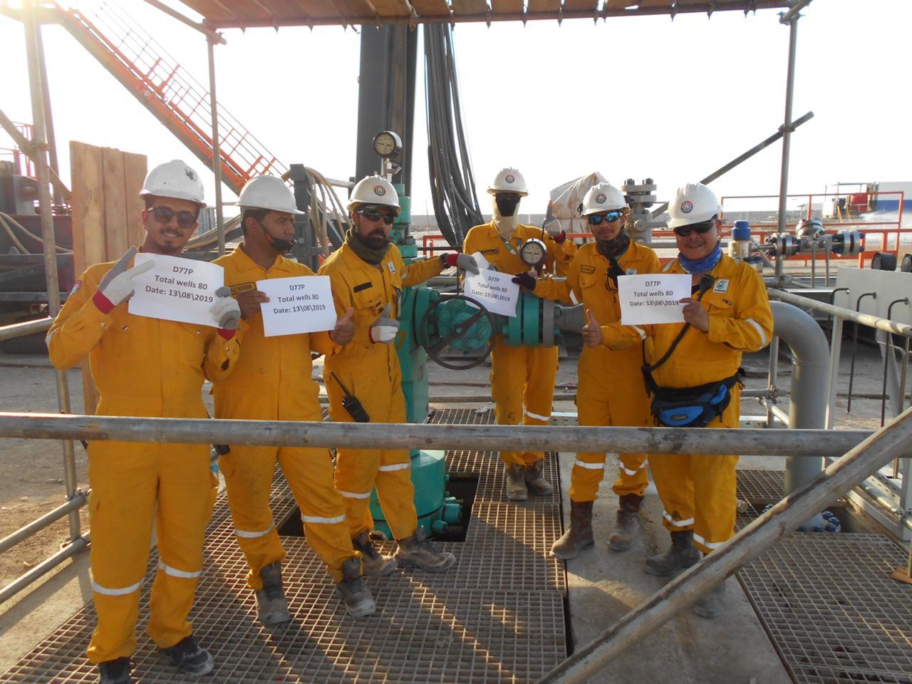 شركة ماليزية تحقق انتاجا بمعدل 100 الف ب/ي من النفط في حقل جنوب العراق