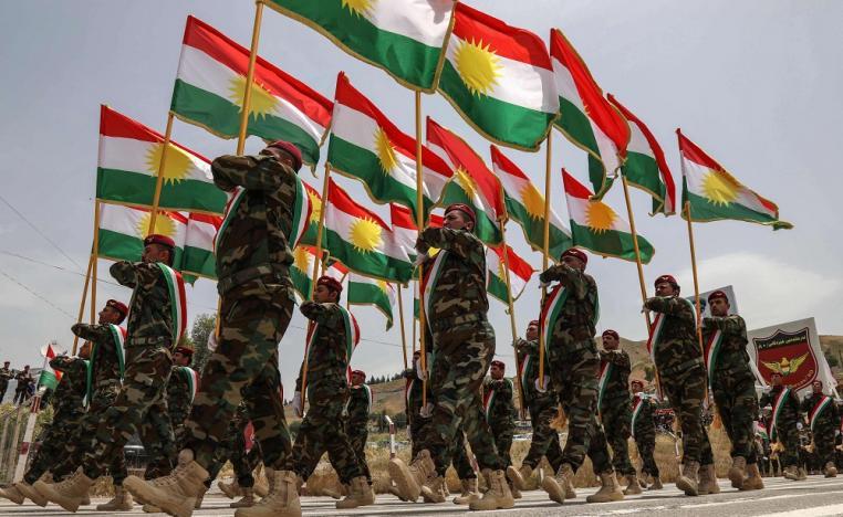 الكشف عن حصة كوردستان بالموازنة ورواتب البيشمركة