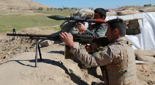 هجومان ليليان لداعش على الجيش العراقي والحشد الشعبي شمالي بغداد وبابل