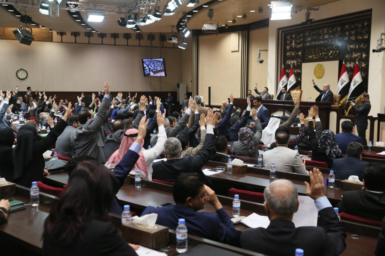 مجلس النواب يُصوت على حل مجالس المحافظات والاقضية والنواحي
