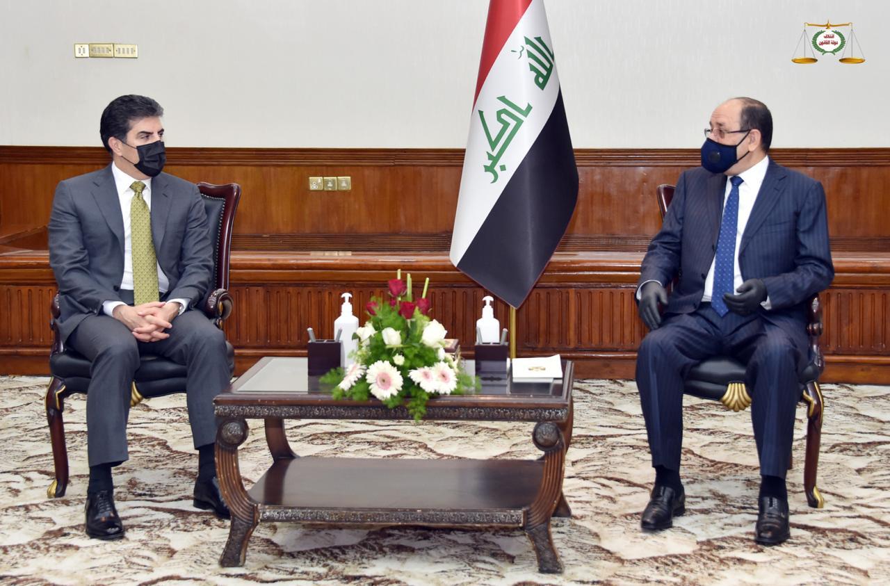 President Barzani invites Al-Maliki to visit Kurdistan
