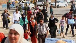 عشرات اللاجئين العراقيين يعودون من تركيا عبر اقليم كوردستان